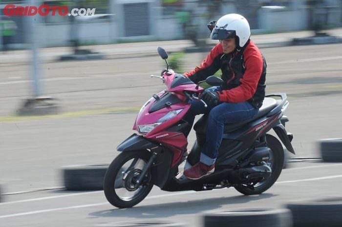 banyak dicari buat motor harian, segini harga Honda BeAT bekas.