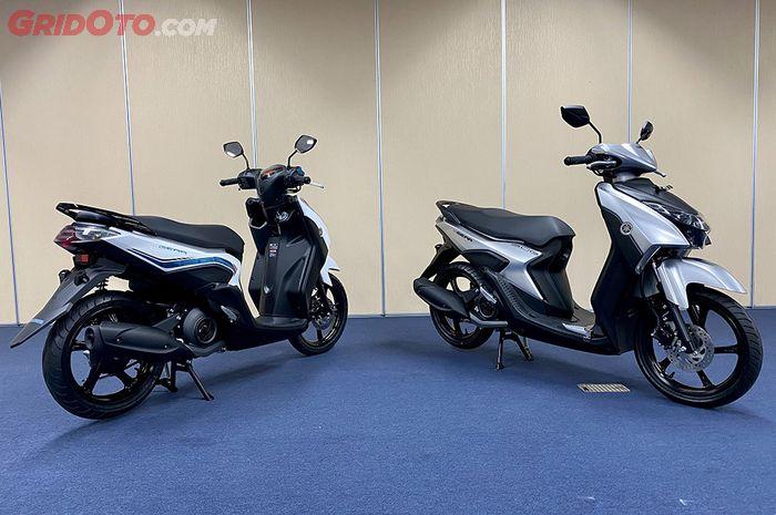 Selisih Rp 600 Ribuan Nih Bedanya Yamaha Gear 125 Standard Dan S Version Gridoto Com