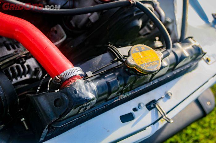 Pasang kipas tambahan dari Toyota Agya