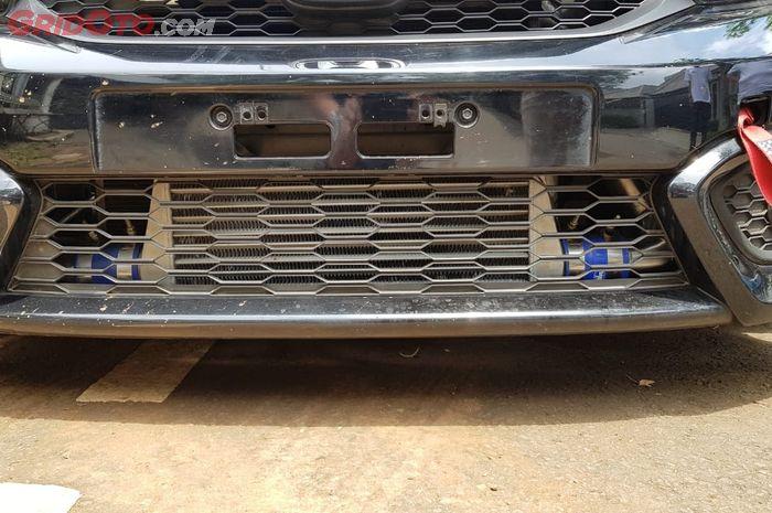 Modifikasi Pasang Turbo di Mesin Naturally Aspirated Juga Harus Tambah Intercooler dan Oil Cooler