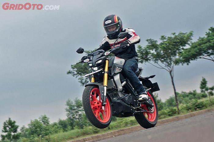 Yamaha MT-15 jadi Best of Sport Naked 150 cc di OTOMOTIF Award 2021