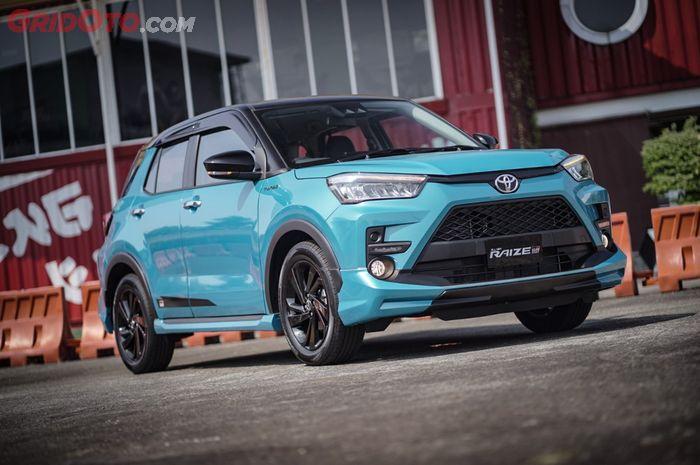 Toyota Raize 1.0T CVT GR Sport TSS