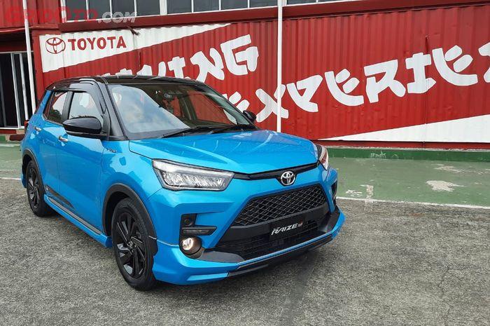 Toyota Raize GR Sport 1.0T TSS