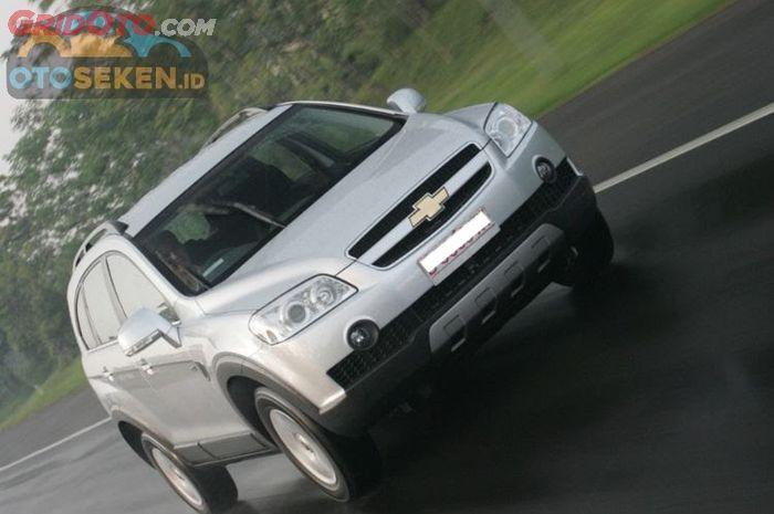 Ilustrasi Chevrolet Captiva 2007