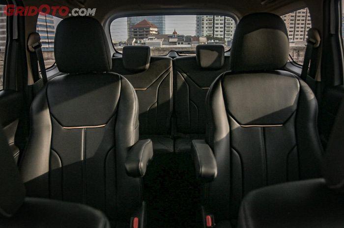 Captain seat pakai jok depan Mitsubishi Xpander