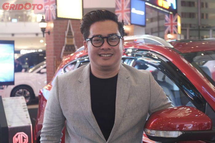 Arief Syarifudin, Marketing and PR Director MG MOtor Indonesia yang berjuang meredefinisi ulang ekspektasi konsumen Indonesia di tengah pandemi.