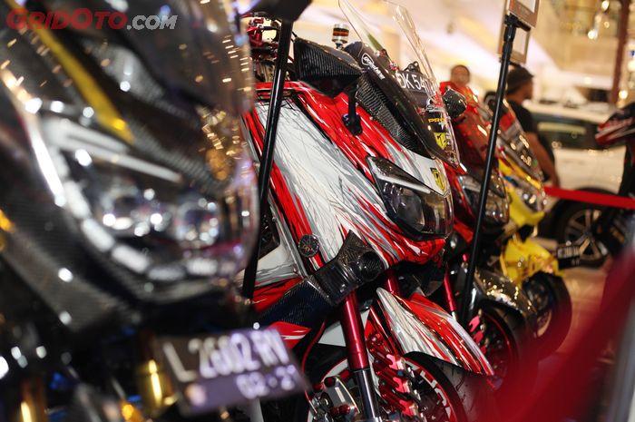 Customaxi Yamaha 2021 sudah dibuka