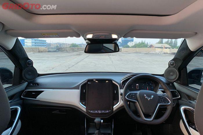 Modifikasi audio Wuling Almaz RS tembus harga Rp 150 jutaan