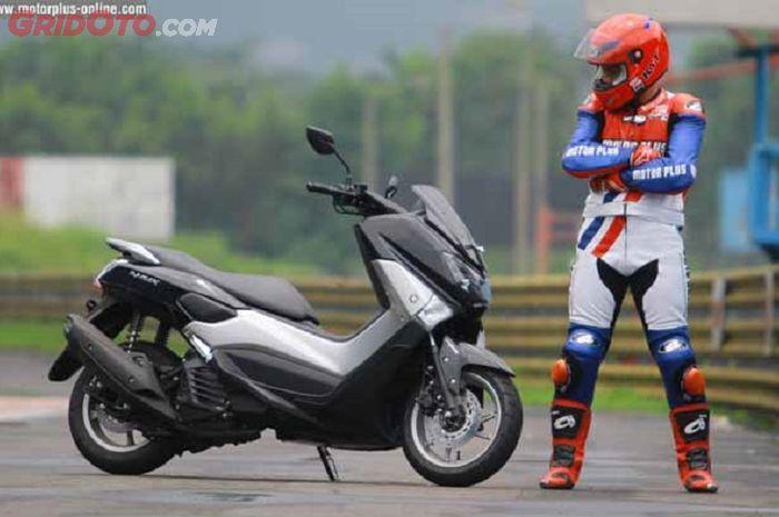 Tips beli motor bekas Yamaha NMAX, jangan bawa pulang sebelum cek beberapa bagian berikut ini !