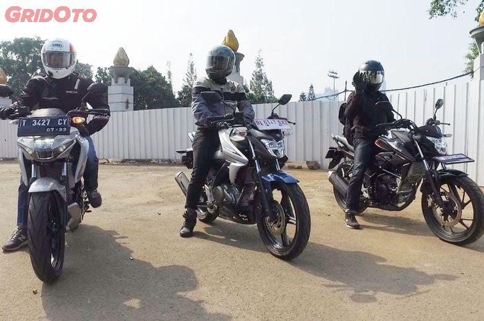 Mana Yang Paling Cocok? Riding Position All New Yamaha V