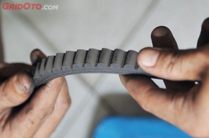 V-belt motor matik