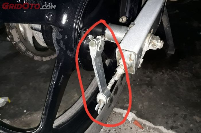 Paha Ini Bikin Rem Teromol Yamaha Scorpio Makin Empuk Dan Menggigit Gridoto Com