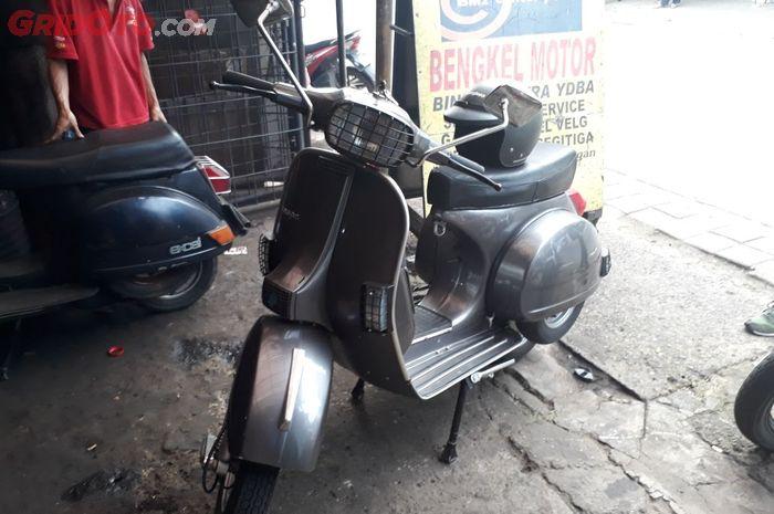 Tips beli motor bekas Vespa 2-tak