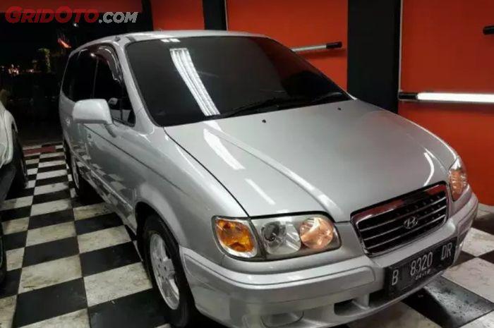 Mobil Bekas Hyundai Trajet Wilayah Jakarta Turun Hingga Rp 20 Jutaan Gridoto Com
