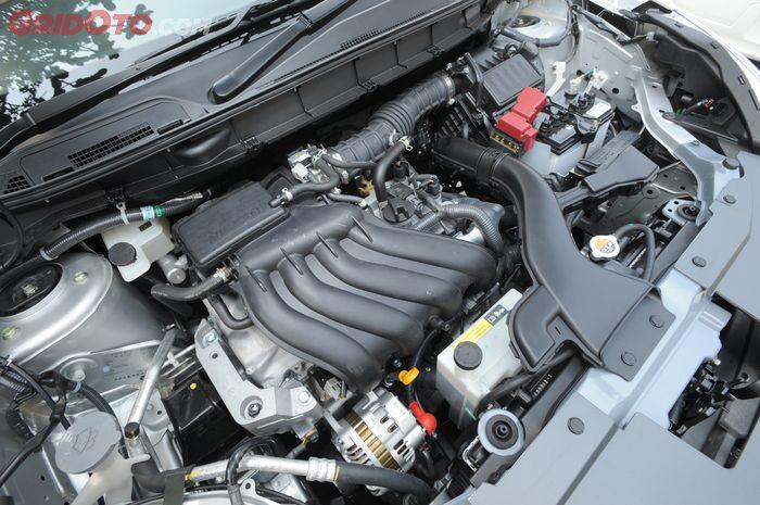 Mesin HR15DE milik Nissan Grand Livina