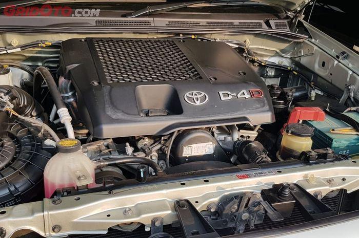 Ilustrasi mesin diesel