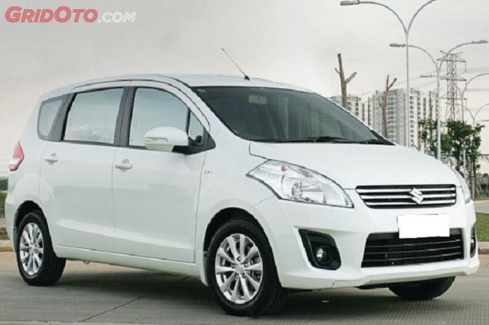 Suzuki Ertiga 2017 2019 Harga Bekasnya Dijual Rp 100 Jutaan Gridoto Com