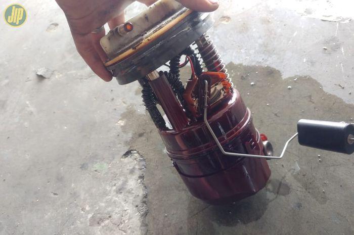 filter bensin mobil