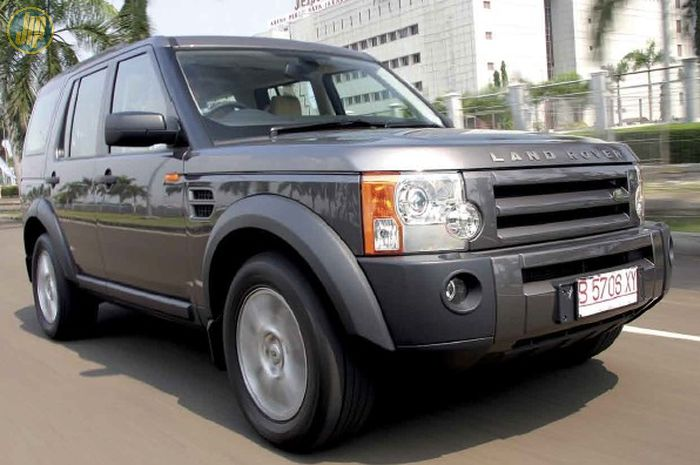 Land Rover Discovery 3 tahun 2005