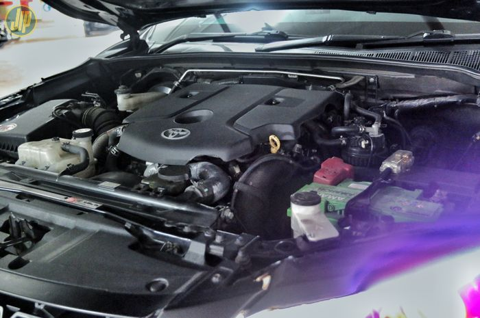 Mesin diesel Toyota Fortuner