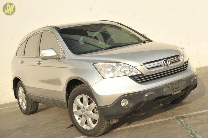 Honda CR-V generasi ketiga