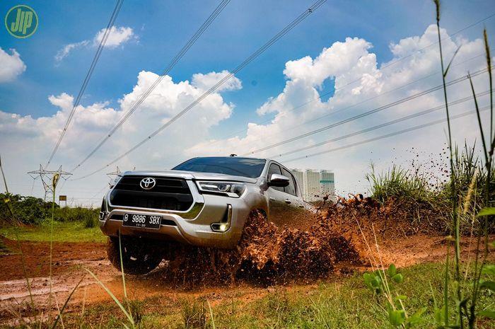 Toyota Hilux 2.4 V 4x4