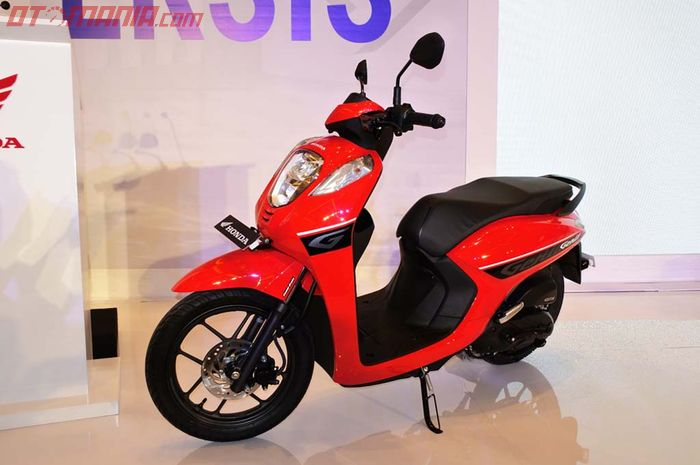 Honda Genio pakai mesin baru berkubikasi 110 cc
