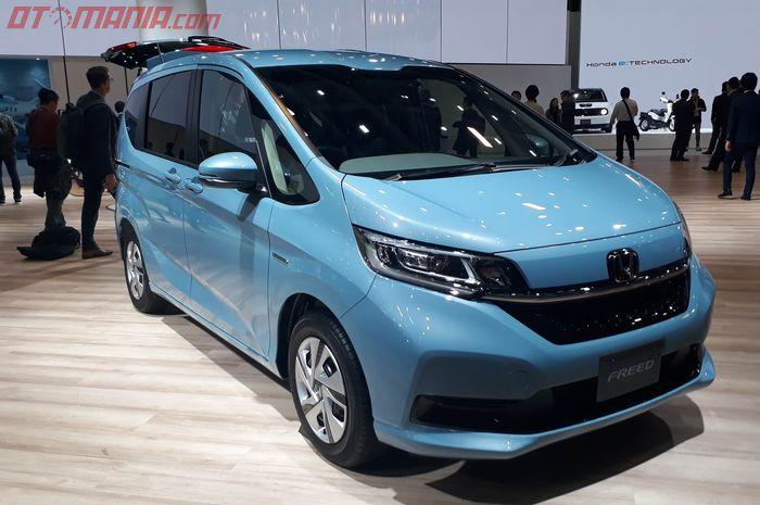 Honda Freed baru tampil di Tokyo Motor Show 2019, akankah masuk Indonesia?