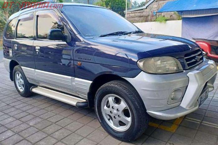 Daihatsu taruna bekas