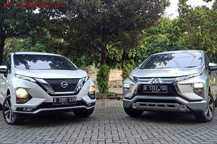 Mitsubishi Xpander Ultimate VS Nissan Livina VL