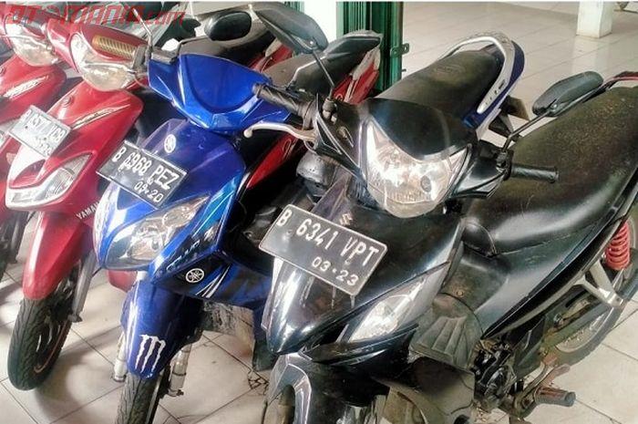 Motor Bekas Yamaha Mio