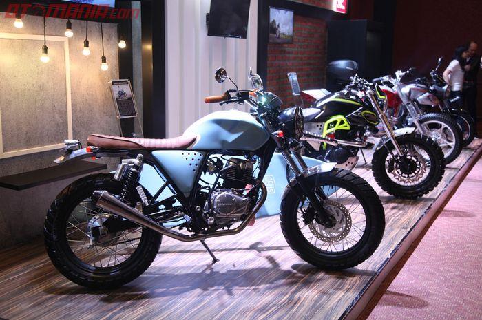 Modifikasi Honda CB 150 Verza PT AHM