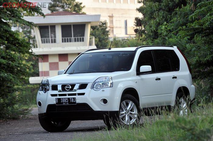 Nissan X-Trail Generasi ke Dua