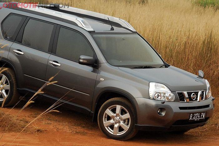 Body Samping Nissan X-Trail T31 2.5 Xt 2008