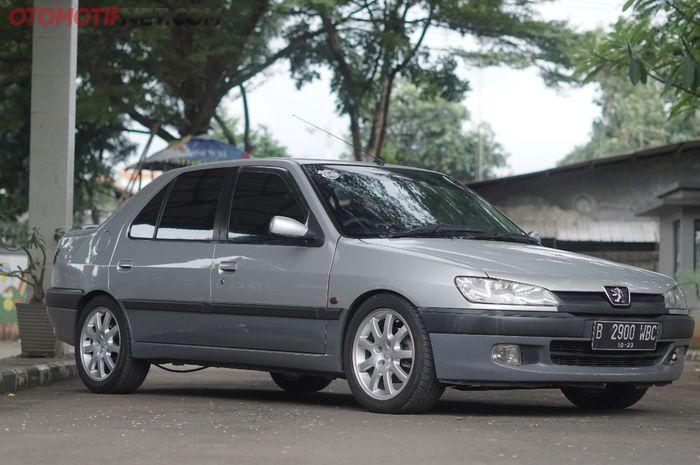 Peugeot 306 1998 milik almarhum Torry Parantoro