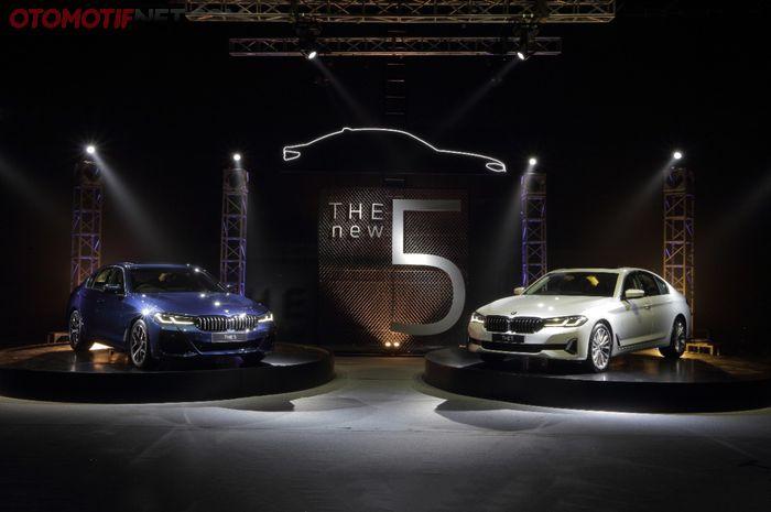 BMW Seri 5 terbaru tawarkan dua varian