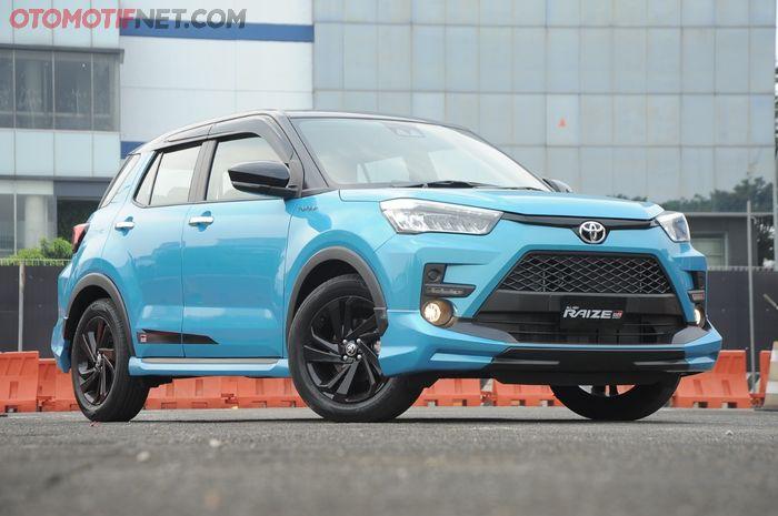 Toyota Raize GR Sport TSS