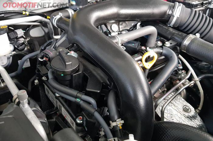 Mesin Turbo Toyota Raize