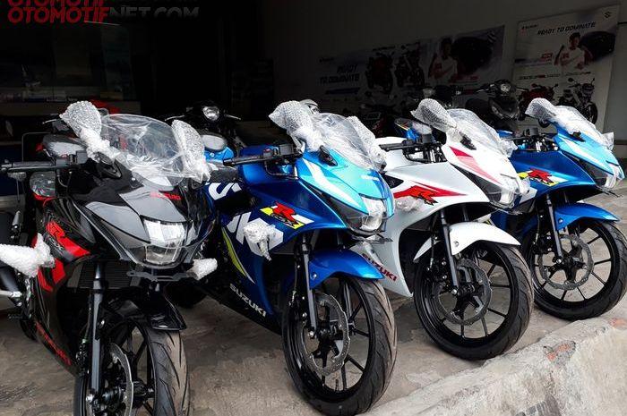 update harga Suzuki GSX-R150 bekas di Jakarta