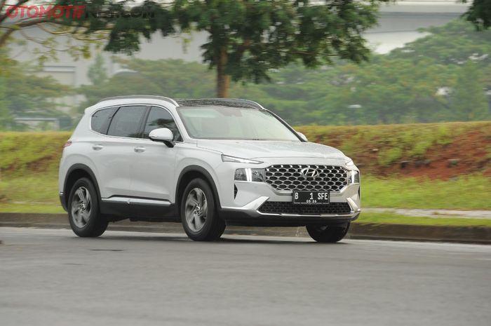 Hyundai New Santa Fe 2.5L G Signature