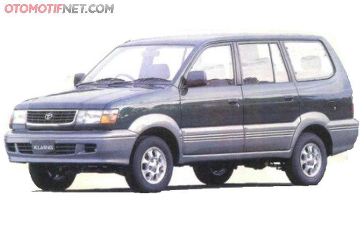 Toyota Kijang Krista 1999