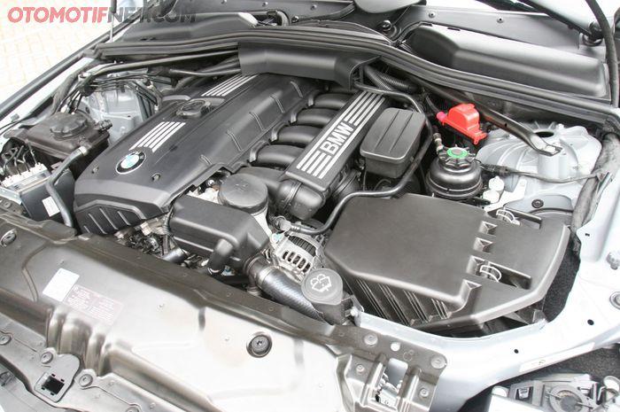Mesin BMW 523i 2007 Facelift