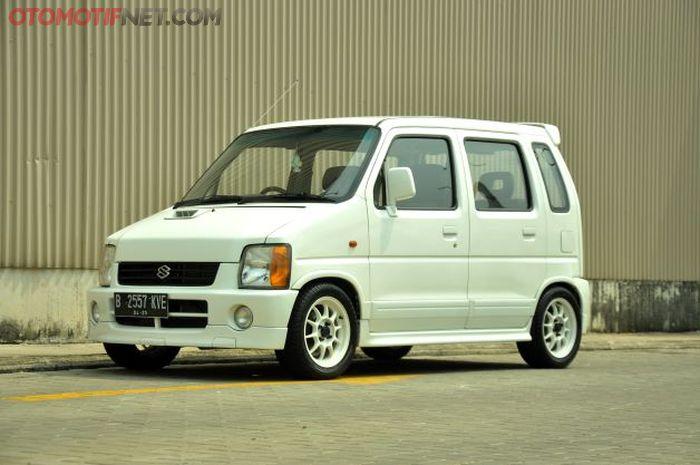 Modifikasi Karimun DX 2001, Hasil 3 mobil jadi 1