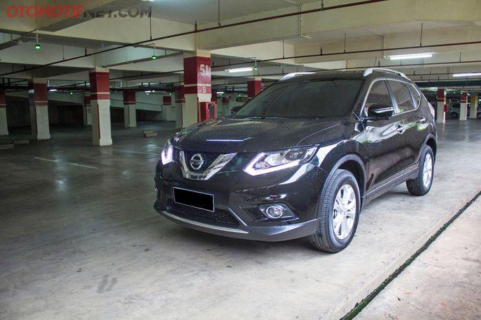Nissan X-Trail 2.0 CVT 2014
