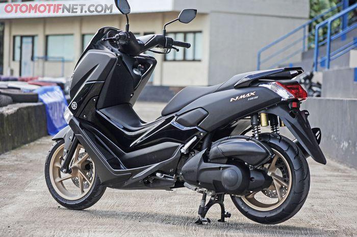 Ilustarasi Yamaha NMAX 155 bekas.