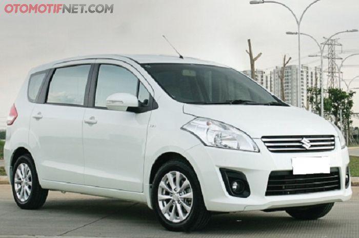 Ilustrasi Suzuki Ertiga Bekas