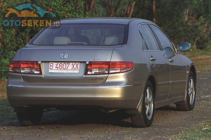 03 Honda Accord >> Honda Accord Vti L 2003 2007 Punya Transmisi Pintar