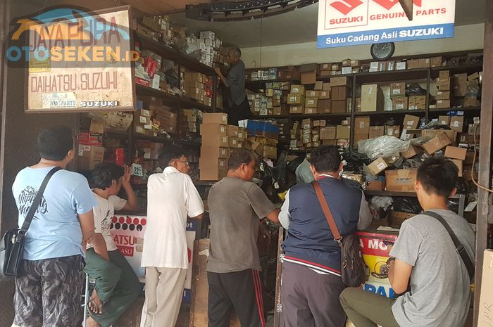 Pusat Onderdil Mobil Di Bekasi Spare Part Lengkap Walau Tersembunyi Gridoto Com