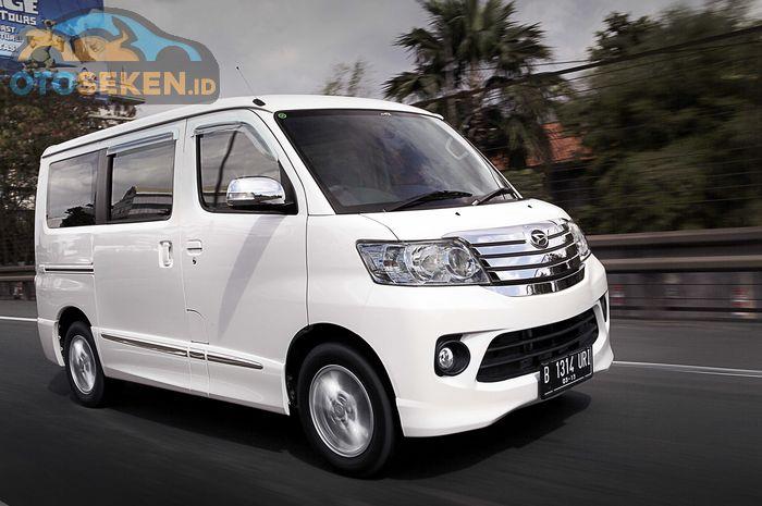 Daftar Daihatsu Luxio Tipe X 2009 2012 Mulai Dari Rp 80 Jutaan Gridoto Com