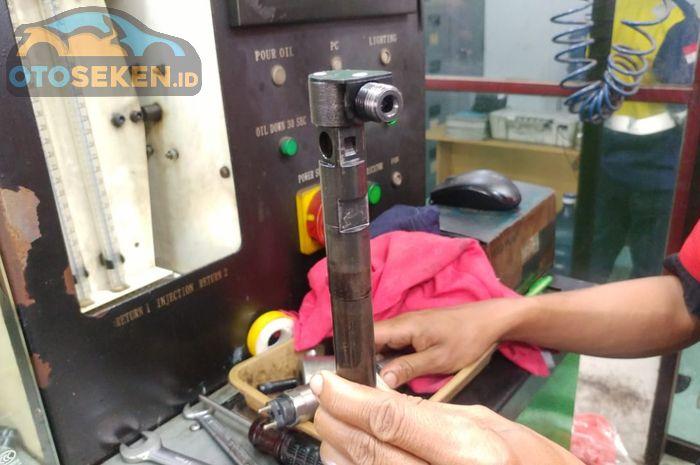 Fungsi Kalibrasi Injektor Untuk Udara Knalpot